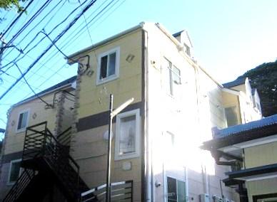 ユナイトステージ汐入弐番館外観写真