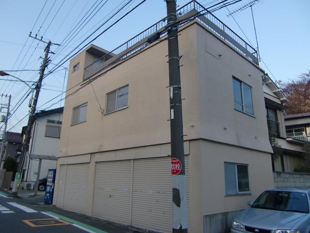 川名マンション外観写真