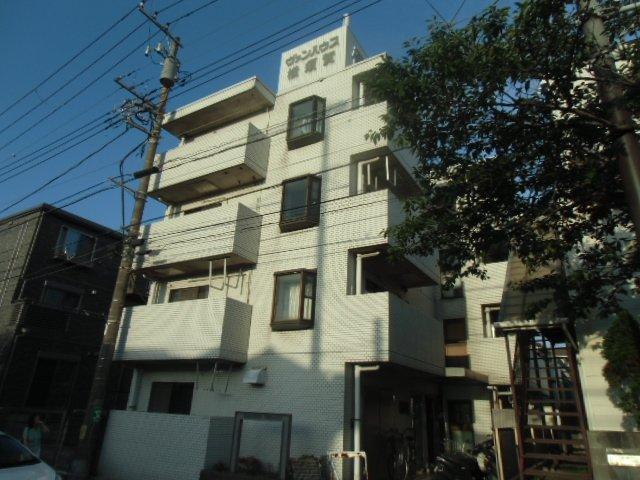 ヴァンハウス横須賀外観写真