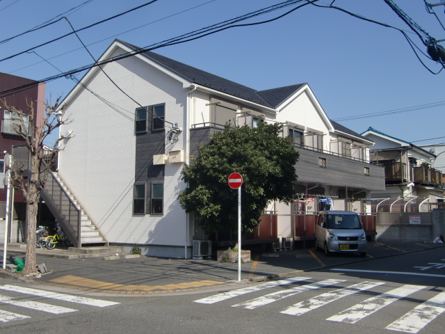グランドコート横須賀中央外観写真