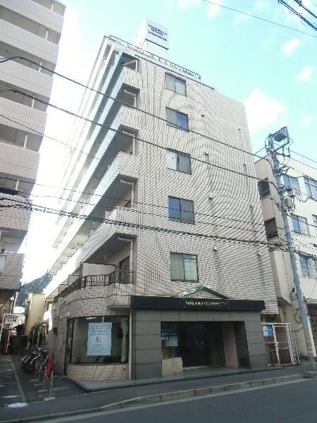 横須賀中央ダイカンプラザCityⅠ外観写真