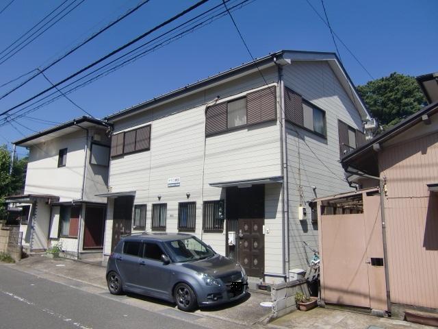 テラス横田外観写真