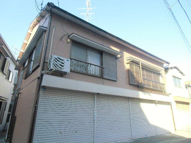 三堀アパート外観写真