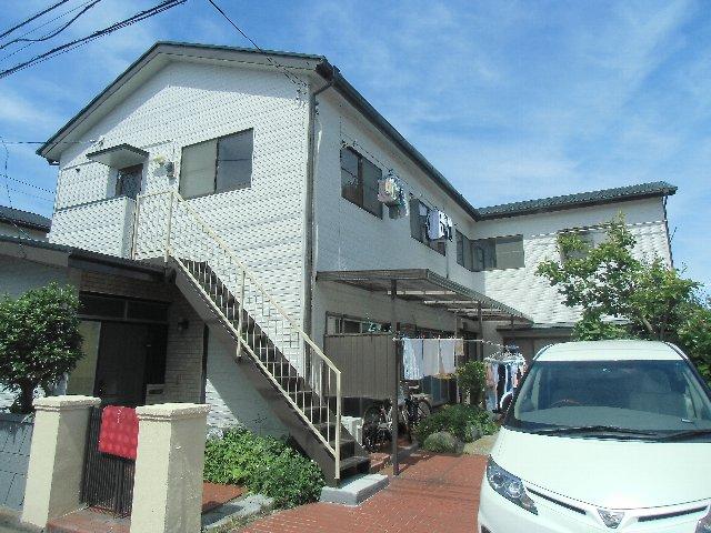 工藤アパート外観写真