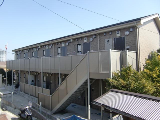 アムール横須賀中央外観写真