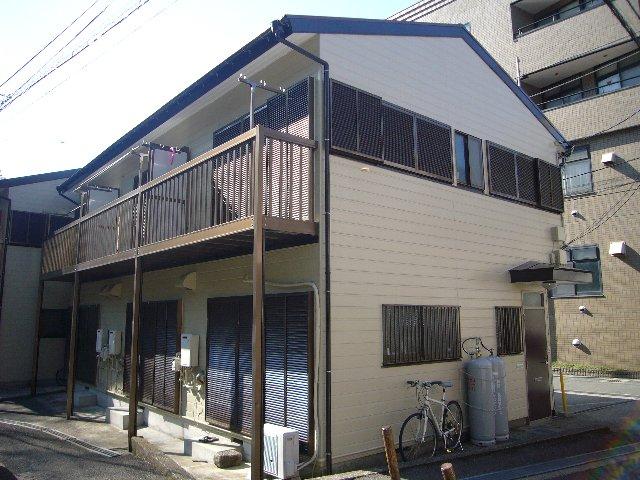 甲田テラスハウス外観写真