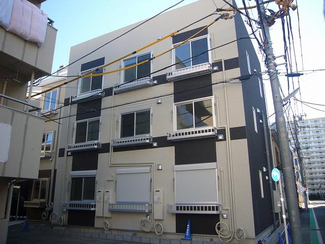 アルバ横須賀Ⅰ外観写真