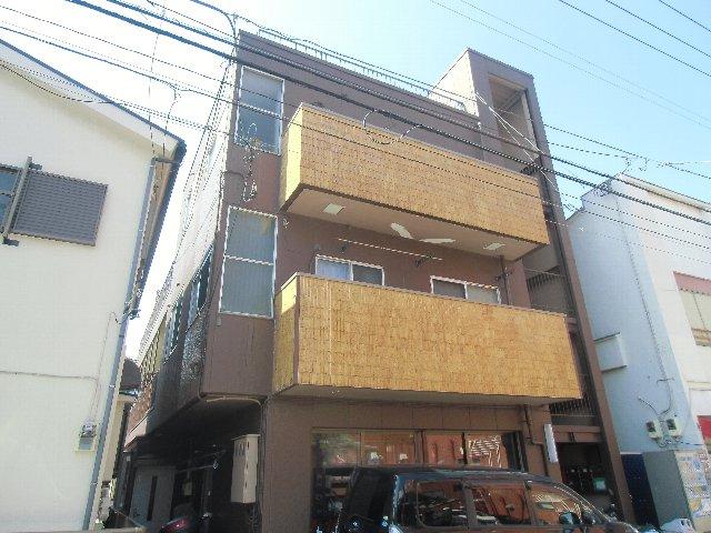 澤田アパート外観写真
