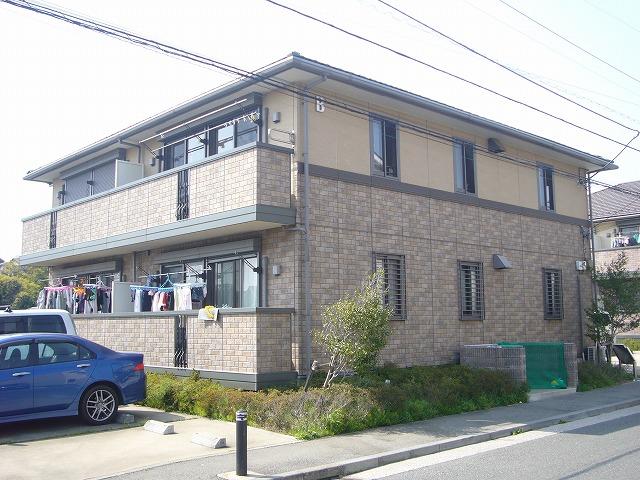 リビングタウン横須賀南B外観写真