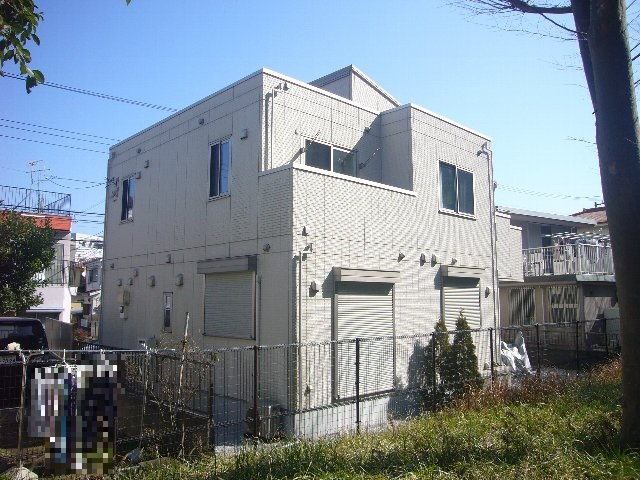 Hana-House外観写真