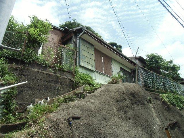 ガーデンハウス汐入町3B外観写真
