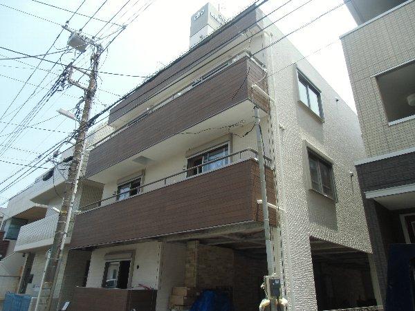 アクアスウィル横須賀外観写真