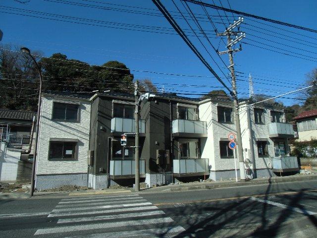 仮称)浦郷町新築アパート外観写真