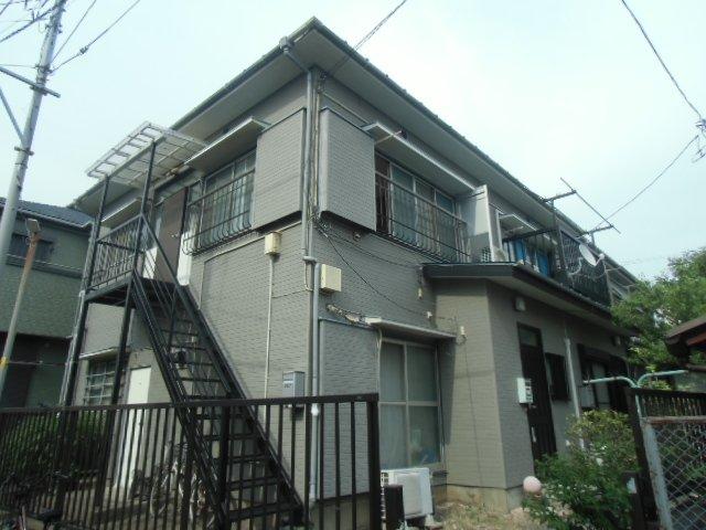 藤田共同住宅外観写真
