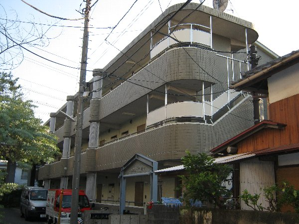 ハナヤビル外観写真