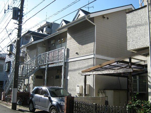 三松ハウス外観写真