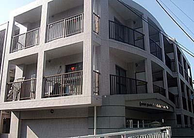 ライオンズマンション大倉山第11(リーヴ)外観写真