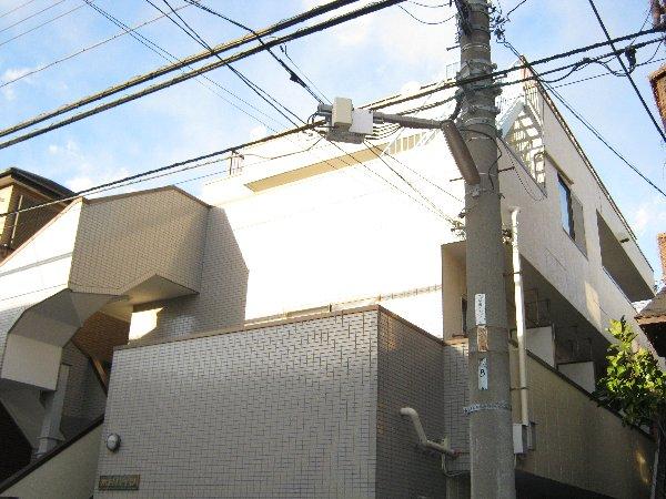木村ハイツ外観写真