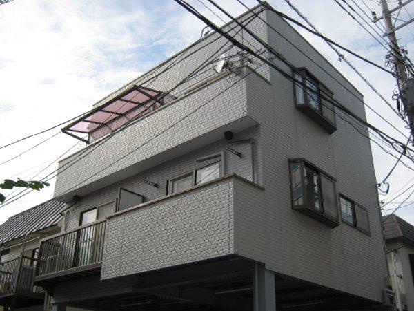 渡辺邸外観写真
