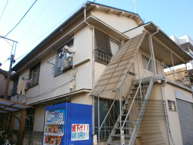 井口荘外観写真