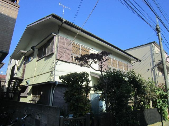 岡田ハウス外観写真