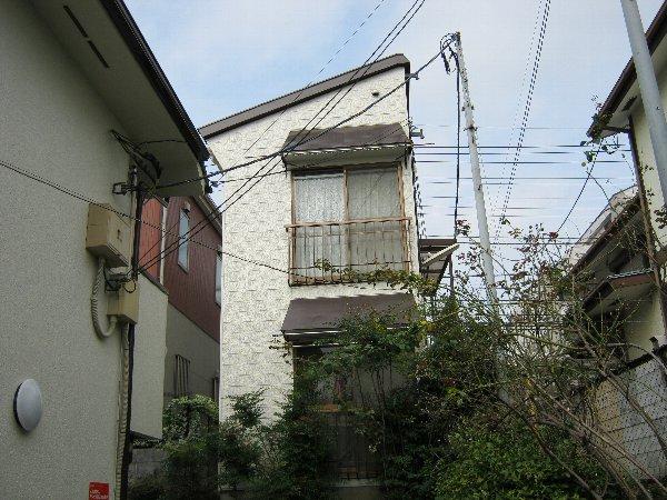 田代ハウス1号外観写真