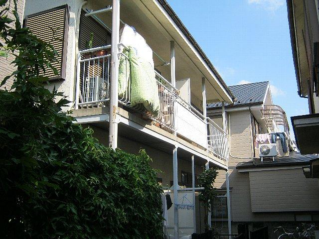 杉山テラスハウス外観写真