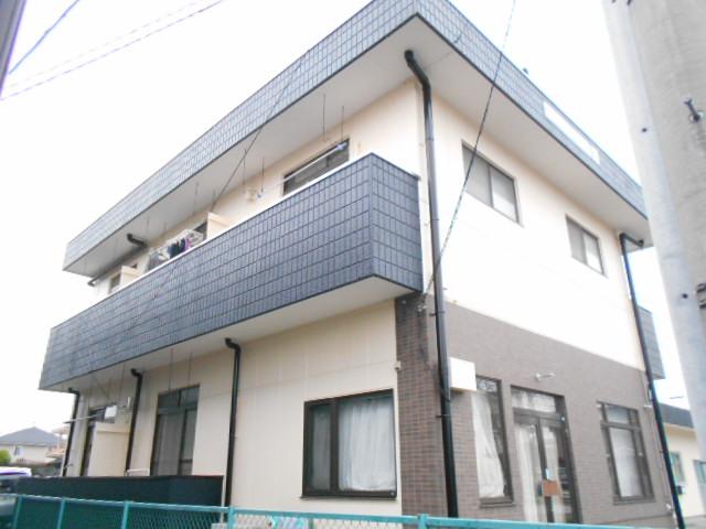 横山ハイツC外観写真