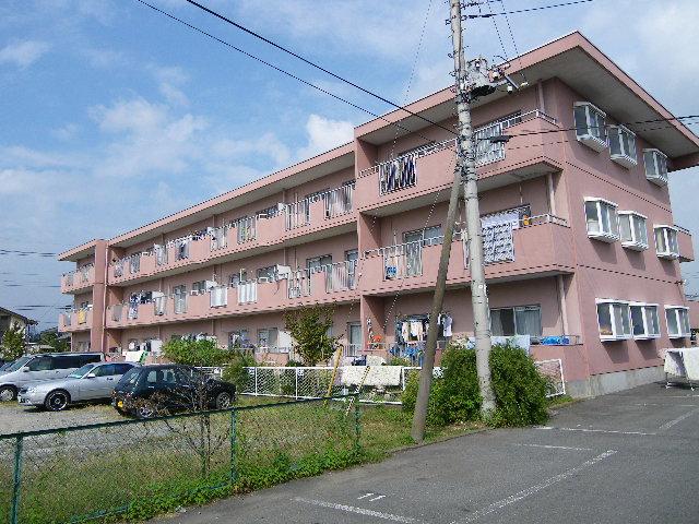 山口ハイツⅡ外観写真