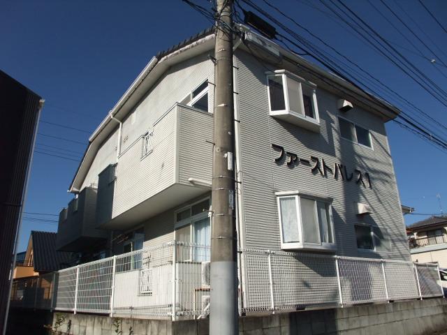 剣崎メゾンF-Ⅳ外観写真