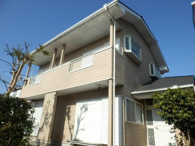 秋山邸貸住宅外観写真