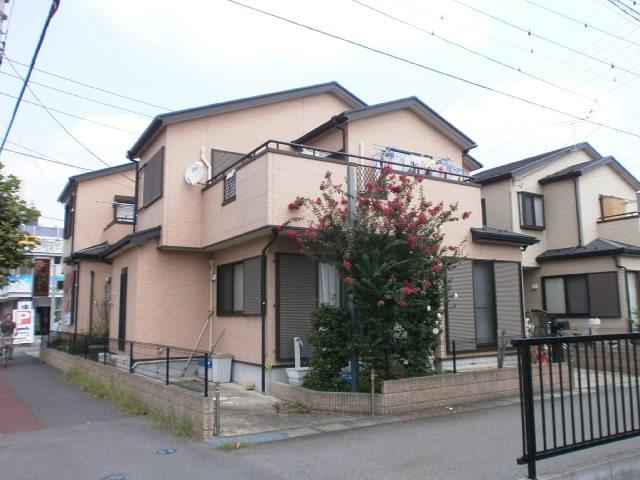 丸山江木町貸住宅外観写真