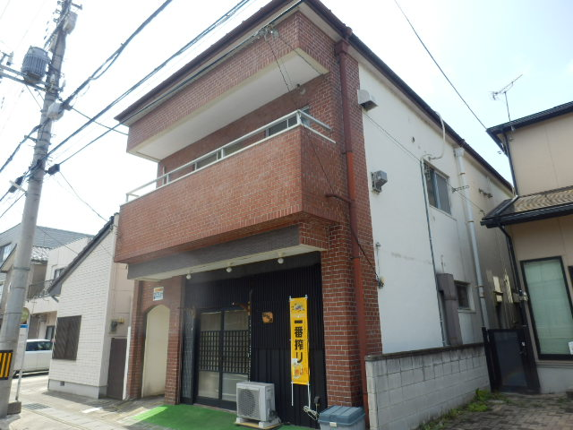 中井マンション外観写真