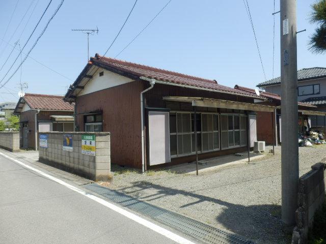 井田アパート外観写真