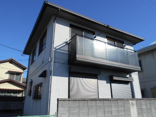 下和田町戸建住宅外観写真