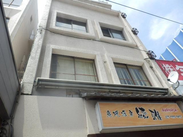 新長江ビル外観写真