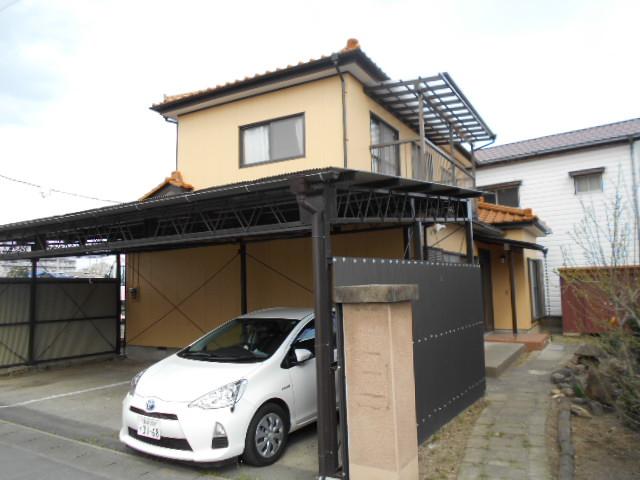 倉賀野町貸住宅外観写真
