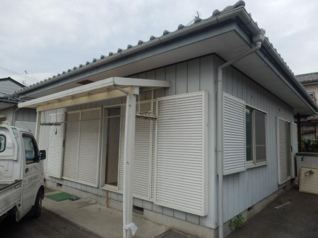本田貸住宅外観写真