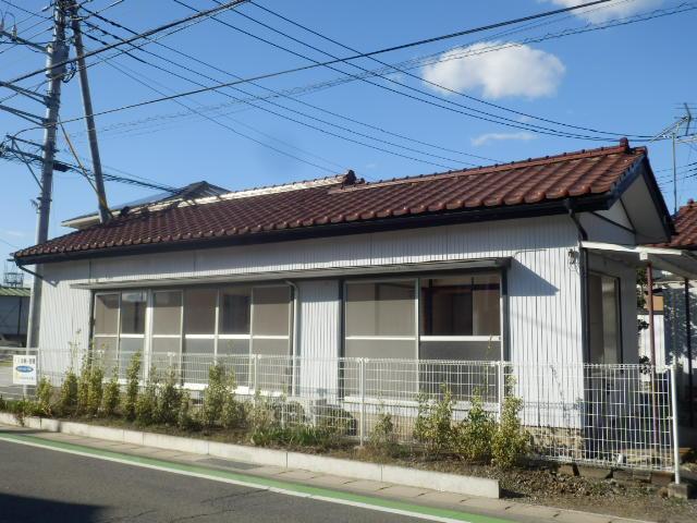 倉賀野町貸家 南外観写真