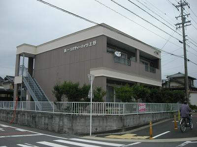 第一リバティーハイツ上野外観写真