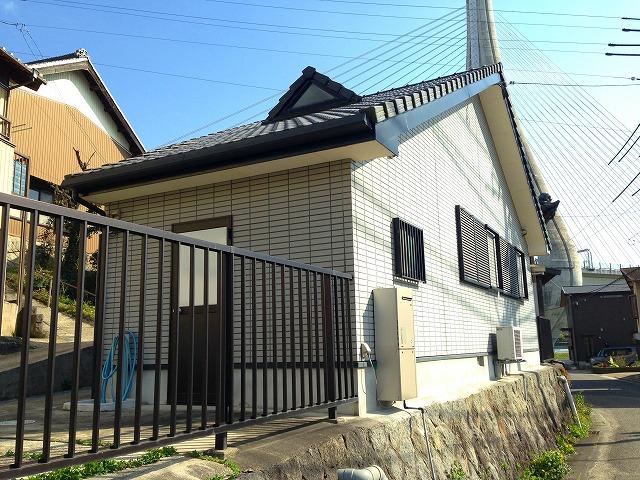 豊田市渡合町2丁目貸家外観写真
