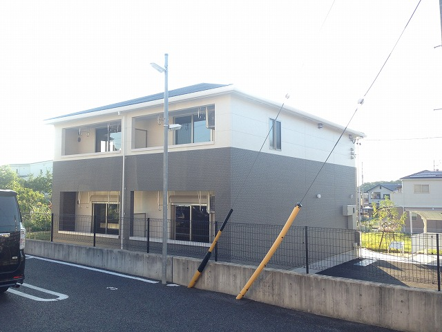 プロニティハウス薫 弐番館外観写真