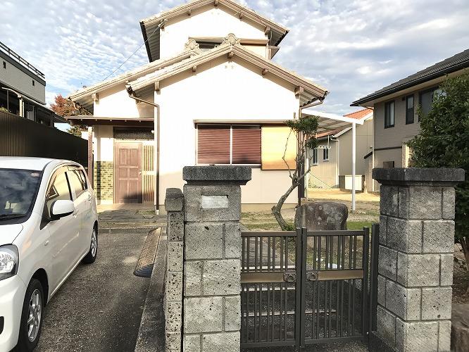 古瀬間町一軒家外観写真