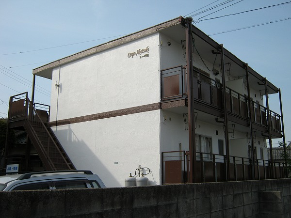 コーポ暁外観写真