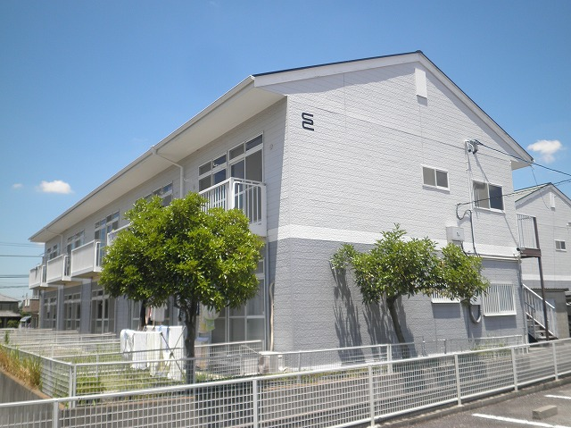 ハイステップ花田 E棟外観写真