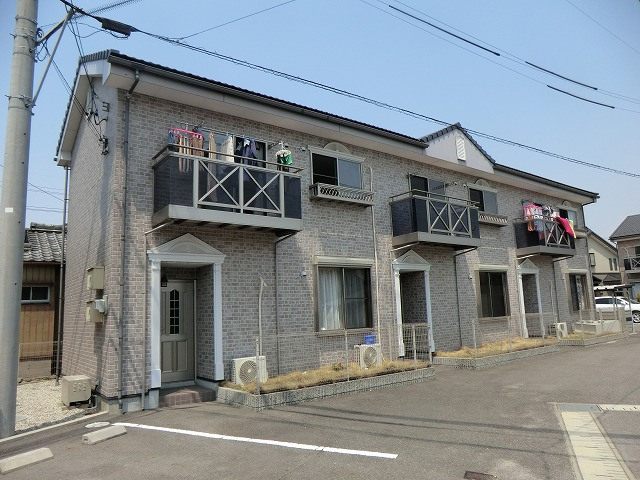 ボナール浜田A外観写真
