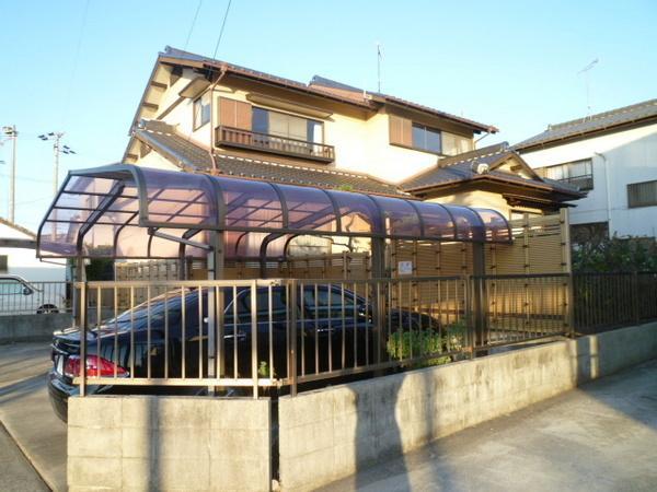 藤井町借家外観写真