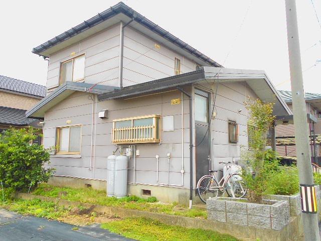 藤井町五郎田借家外観写真