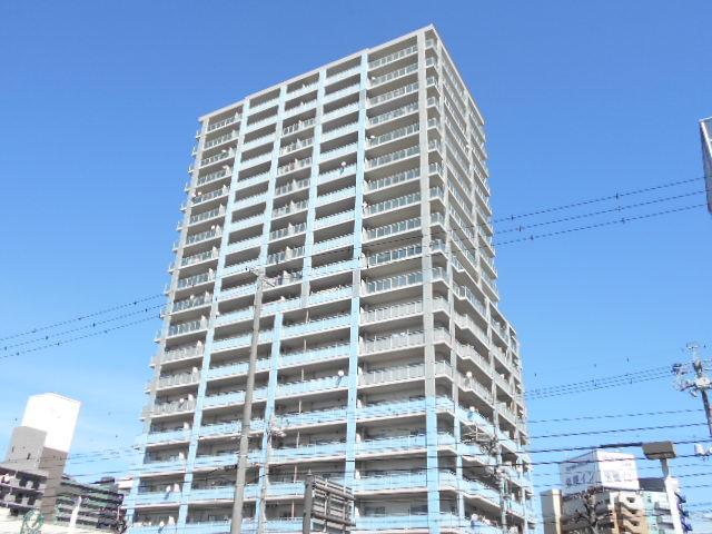 ガーデンヒルズ三河安城ザ・タワー外観写真