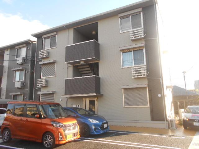 仮)D-room東栄町外観写真